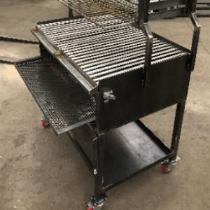 custom metal grill