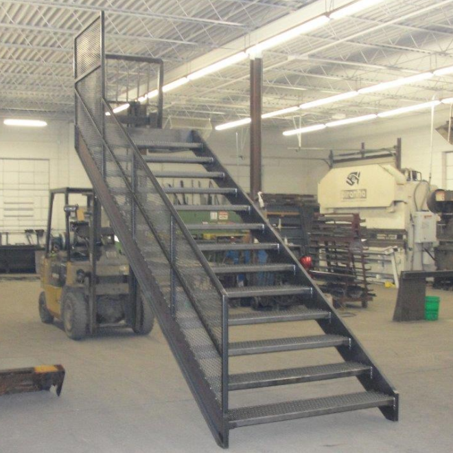 Des Moines Metal Fabrication